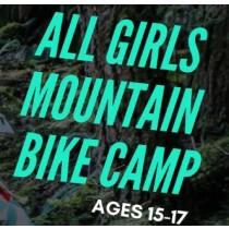All girls mountain bike camp